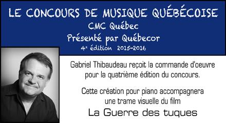 Thibaudeau Qubecor