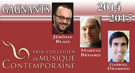 Lauréats Prix Collégien 2015