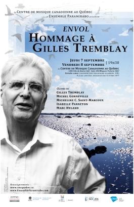 Paramirabo Hommage Gilles Tremblay