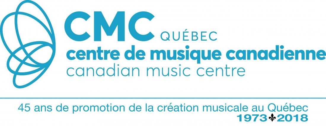 CMC Qc Logo officiel 45e anniversaire